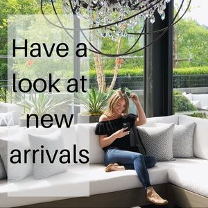 New items arrive weekly